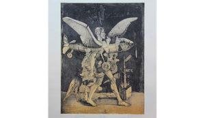 Exposition Volkan, gravures bulgares des années 1980
