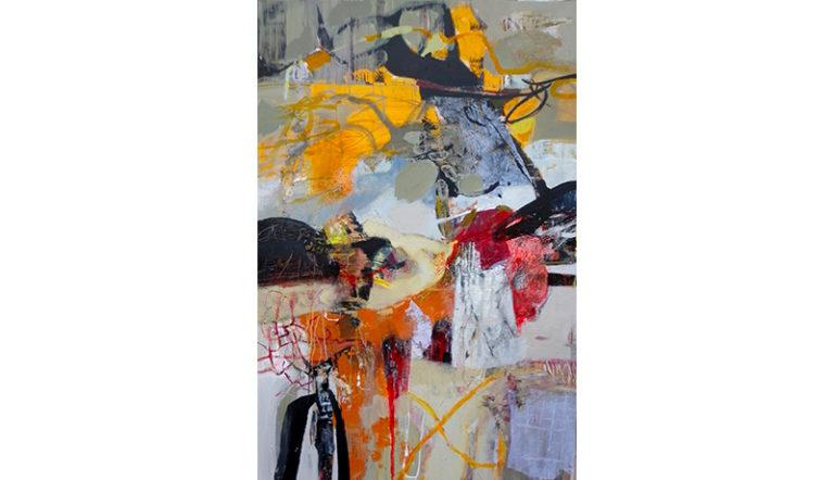 Claire Mérigeau Acrylique sur toile