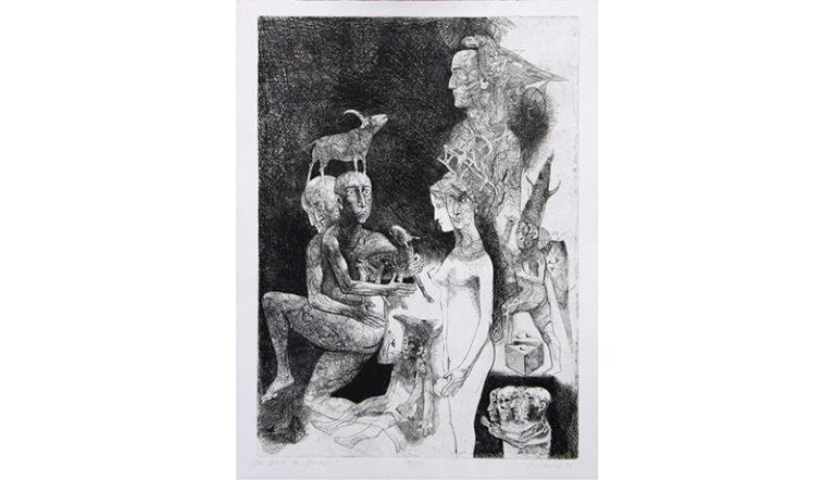 Stoimen Stoilov  gravure