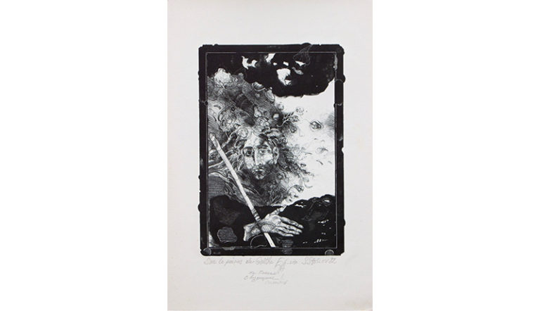 Stoimen Stoilov Lithographie