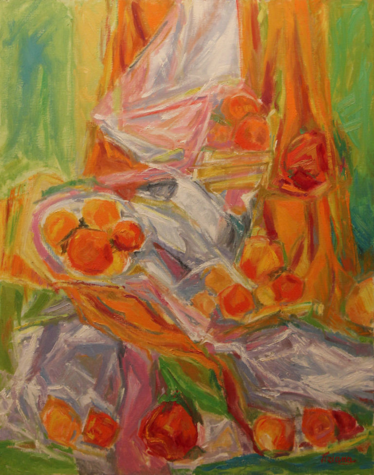 exposition Tiziana Zucchiatti, galerie lehalle